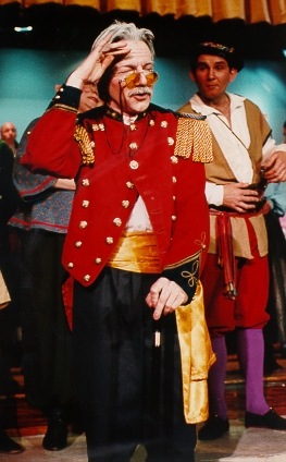 Jim in The Pirates of Penzance 1994 — 'Major-General Stanley'