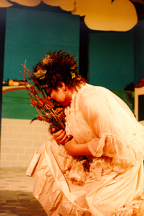 Pamela in Ruddigore 1993 — 'Mad Margaret'