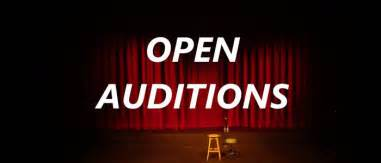Auditions for our January 2020 Gilbert Plays at MuCCC